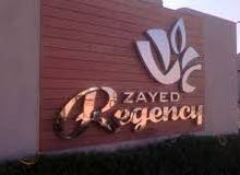 شقة (لقطة) للبيع بكومباوند زايد ريجنسي( زايد ديونز)- بجوار النادي الاهلي