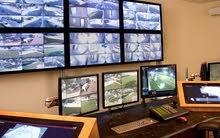 دورة مهنية في مجال التعامل مع أجهزة البصمة الالكترونية وكاميرات المراقبة