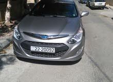 Automatic Grey Hyundai 2014 for sale