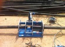 لحام مواسير البولي ايثلين وربط خطوط وشبكات المياه وصيانتها وكذلك أعمال الضغط وال