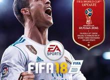 فيفا 2018 / Fifa 2018 PS4 عربي