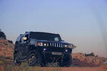Hummer H2 car is available for sale, the car is in Used condition