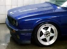 Gasoline Fuel/Power   BMW 320 1989