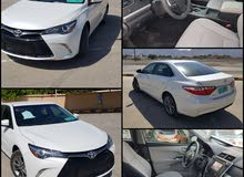 Toyota Camry car for sale 2017 in Nizwa city