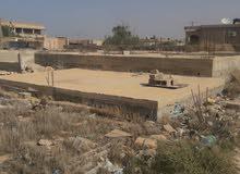 قطعة ارض400م في حي السلام