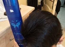بروتين يوفوريا غني عن التعريف يعالج ويفرد الشعر