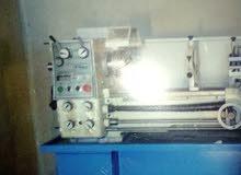 آلة خراطة و بارساز ٱيليكونوميك ..لابراس هيدروليك