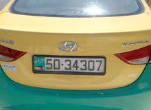 For sale Hyundai Elantra car in Amman