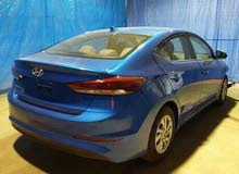 Gasoline Fuel/Power   Hyundai Elantra 2017