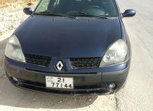 Gasoline Fuel/Power   Renault Clio 2004