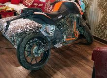 Great Offer for KTM motorbike made in 2012
