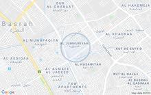 Jumhuriya neighborhood Basra city - 100 sqm house for rent
