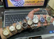محلات شراء الساعات الرولكس الاصليه بمصر