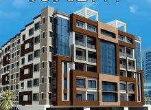 شقة 105م موجودة بموقع ممتاز بالقرم للبيع بالتقسيط