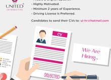 Sales Officer (IT-Field)