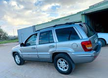 Jeep Grand Cherokee 2004 For sale - Grey color