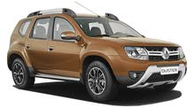 Brand New SUV Renault Duster for Rent for 1600 plus tax only !