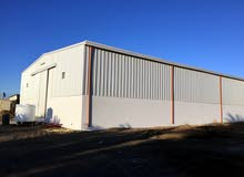 warehouse and land for rent - store
