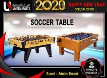 طاولة كرة قدم اصلية للبيع