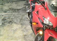 Buy a Honda motorbike made in 2013