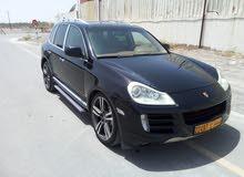 Gasoline Fuel/Power   Porsche Cayenne 2009