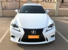 White Lexus ISF 2016 for sale