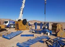 كسارات للبيع صناعة اردنيه من شركة الشيخ قاسم الصناعية
