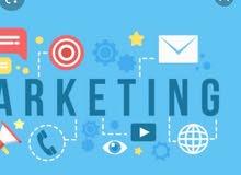 اردني ابحث عن عمل في التسويق الميداني والسوشل ميديا والعلاقات العامة براتب