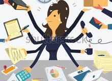 مطلوب موظفات للعمل في شركة سفر وسياحة