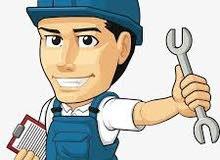 وظائف فنيين في أغلب المجالات المهنية، ومشاريع لشركات الصيانة (الرياض)