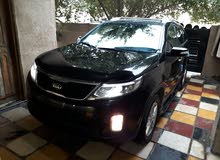 Gasoline Fuel/Power   Kia Sorento 2015