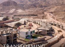 شاليه133م للبيع فى المونت جلالة على البحر(il monte galala)