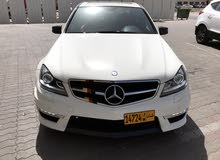 Mercedes Benz C63 AMG car for sale 2011 in Muscat city