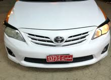 For sale 2011 Grey Corolla