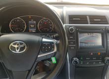 Toyota Camry 2016 For sale - Grey color