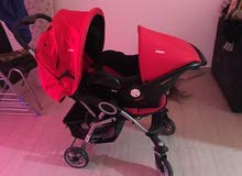 ziddy car seat and stroller