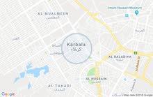 بيت للبيع طابوا صرف في كربلاء حي العباس الفرع الثالث
