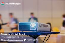 Projector Rental - Projector Accessories Rental in Dubai