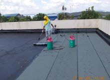 Waterproofing and heat insulation