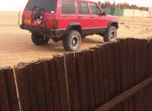 Jeep Cherokee 1995 For sale - Red color