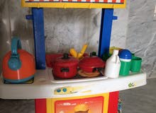 مطبخ لعبة للبنات للبيع