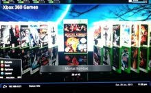 hacked xbox 360 with hundreds of popular games installed