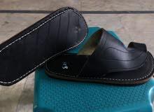 احذية جلد من تحت كفر و محافظ سودانية جلد طبيعي