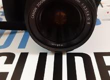 كاميرا كانون 2000D + عدسة ثانية هدية