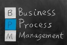 توثيق العمليات والإجراءات - Business Process Management