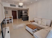 1 bedroom apartment in Muscat Hills ( the links ) fully furnished