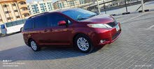 Toyota seyana  usa model 2012 full option