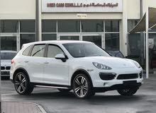 PORSCHE CAYENNE S MODEL 2013 GCC car perfect condition full option