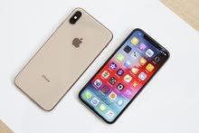 iphone Xs ماكس مع فيس تايم 4G LTE، سبيس جراي (رمادي داكن), 256 GB, ذهبي