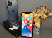 مفاجأة شهر رمضان المبارك Iphone 12 pro max _ فرست هاي كوبي  إصدار أمريكي (2021)
